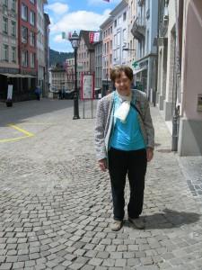 Interview mit Marlène Brand Bösiger (langjährige Organistin)