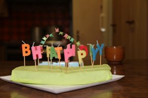 ALLES GUTE UND LIEBE zum Geburtstag