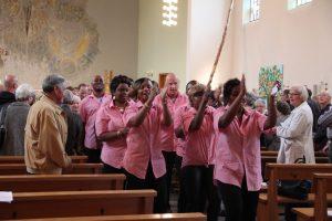 Kongo-Fest am Pfingst-Sonntag, 4. Juni