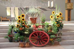 Pfarreifest am Kräutersonntag