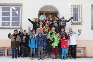 Familien-Winterlager am Flumserberg